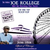 Hello Summer Yacht Party