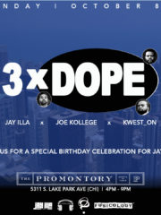 3xDOPE Day Party